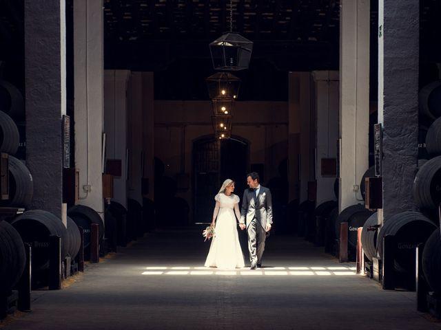 La boda de Pablo y Leticia en Jerez De La Frontera, Cádiz 27