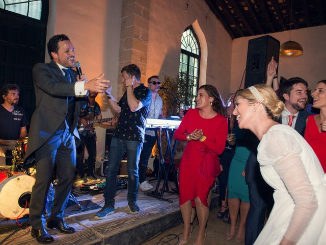 La boda de Pablo y Leticia en Jerez De La Frontera, Cádiz 33