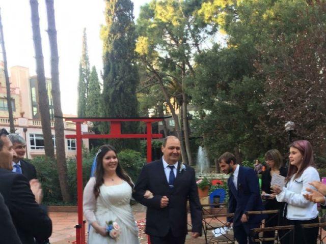 La boda de Jordi  y Verónica  en Montbrio Del Camp, Tarragona 1
