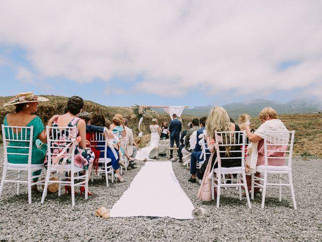La boda de Óscar y Yure en Arico, Santa Cruz de Tenerife 4