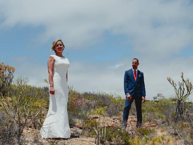 La boda de Óscar y Yure en Arico, Santa Cruz de Tenerife 6