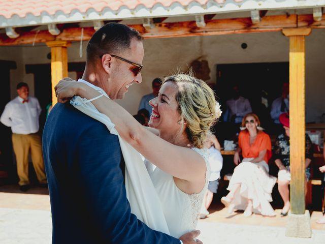 La boda de Óscar y Yure en Arico, Santa Cruz de Tenerife 7