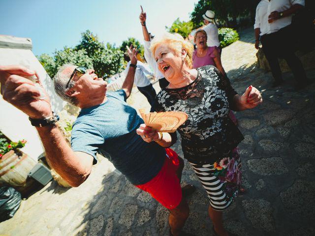 La boda de Óscar y Yure en Arico, Santa Cruz de Tenerife 9