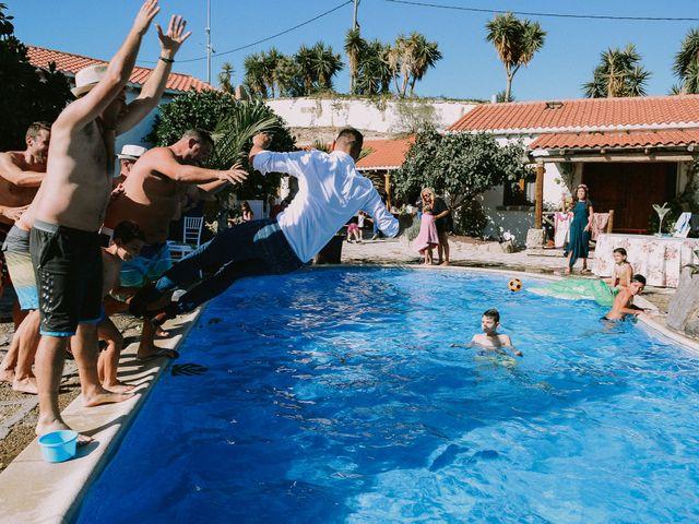 La boda de Óscar y Yure en Arico, Santa Cruz de Tenerife 10