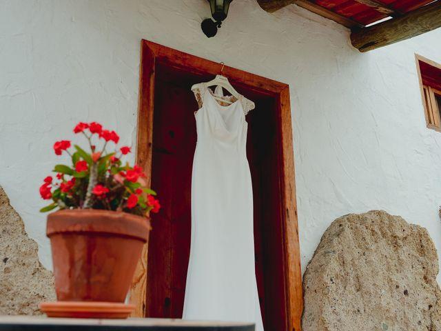 La boda de Óscar y Yure en Arico, Santa Cruz de Tenerife 12