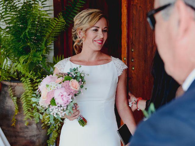 La boda de Óscar y Yure en Arico, Santa Cruz de Tenerife 17