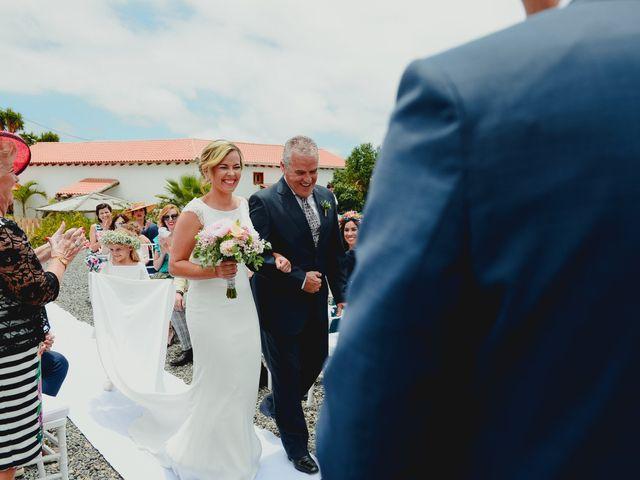 La boda de Óscar y Yure en Arico, Santa Cruz de Tenerife 18