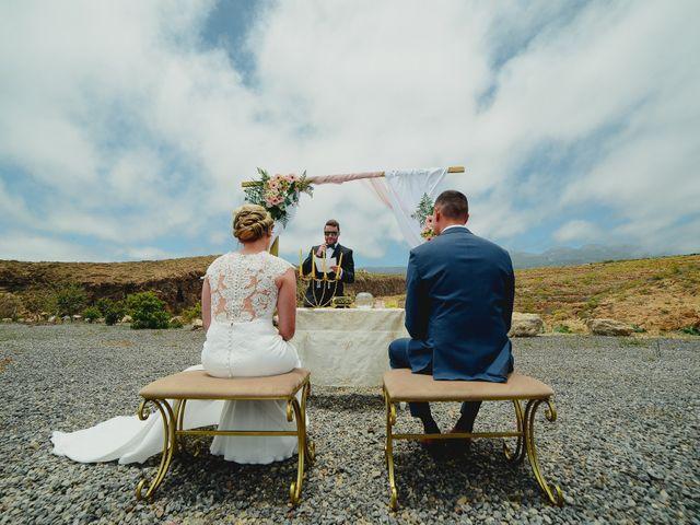 La boda de Yure y Óscar