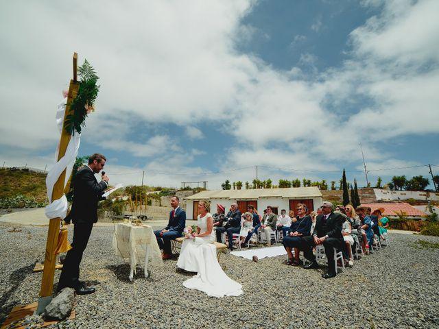 La boda de Óscar y Yure en Arico, Santa Cruz de Tenerife 20