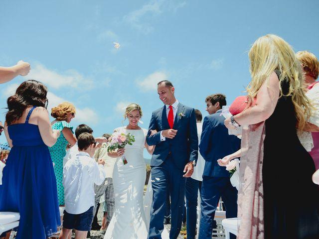 La boda de Óscar y Yure en Arico, Santa Cruz de Tenerife 21
