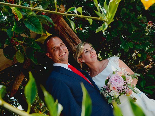 La boda de Óscar y Yure en Arico, Santa Cruz de Tenerife 22