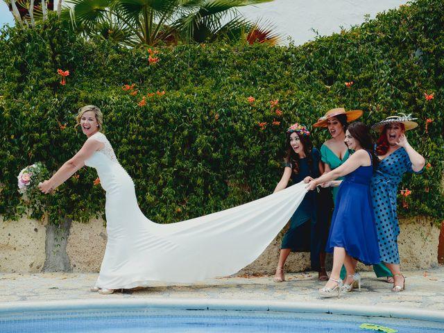 La boda de Óscar y Yure en Arico, Santa Cruz de Tenerife 25