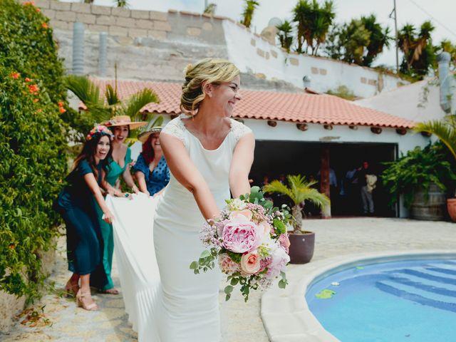 La boda de Óscar y Yure en Arico, Santa Cruz de Tenerife 26