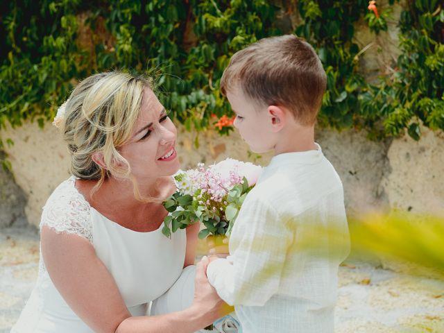 La boda de Óscar y Yure en Arico, Santa Cruz de Tenerife 27