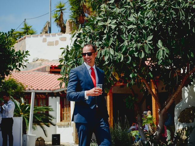 La boda de Óscar y Yure en Arico, Santa Cruz de Tenerife 28