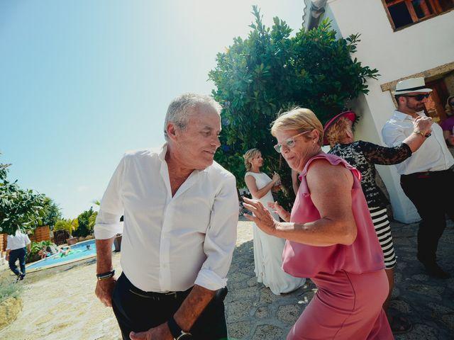 La boda de Óscar y Yure en Arico, Santa Cruz de Tenerife 30