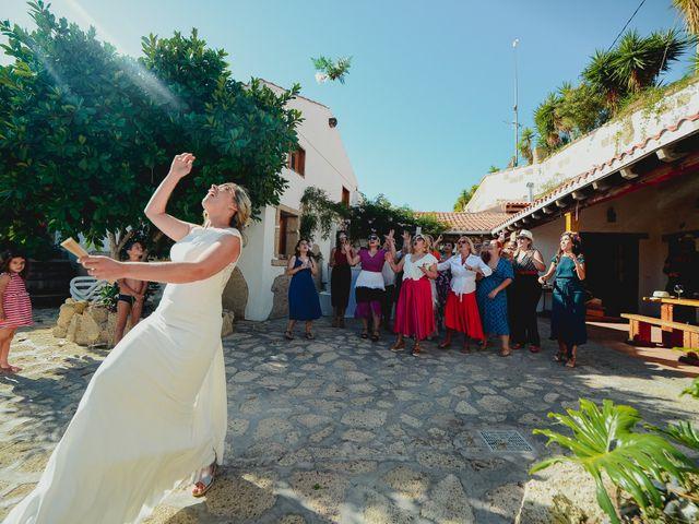 La boda de Óscar y Yure en Arico, Santa Cruz de Tenerife 32