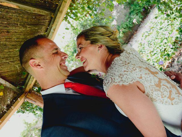 La boda de Óscar y Yure en Arico, Santa Cruz de Tenerife 34