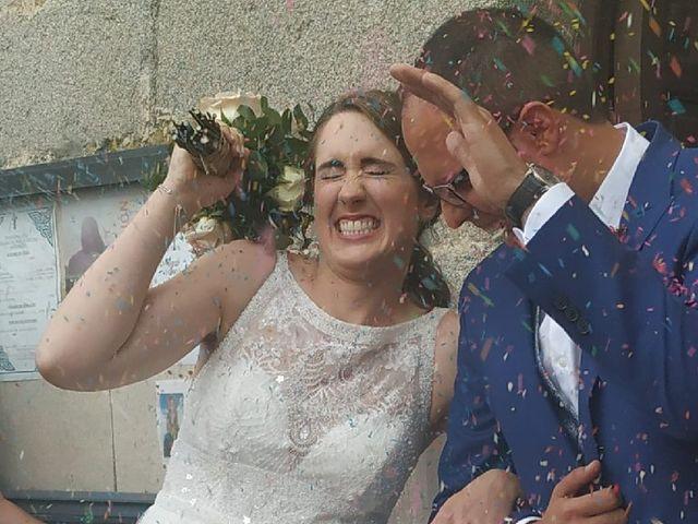 La boda de Inma y Álex en Alpedrete, Madrid 2
