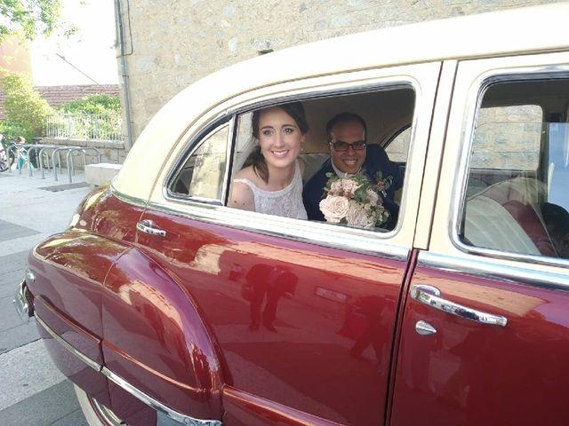 La boda de Inma y Álex en Alpedrete, Madrid 3