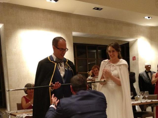 La boda de Inma y Álex en Alpedrete, Madrid 5
