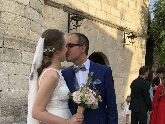 La boda de Inma y Álex en Alpedrete, Madrid 6