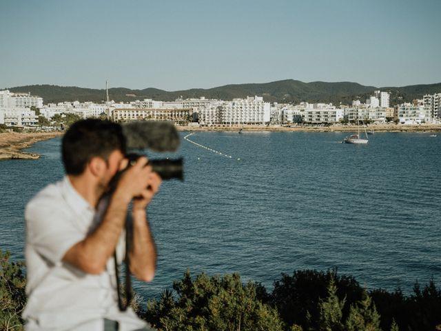 La boda de Nico y Clara en Sant Antoni De Portmany, Islas Baleares 4