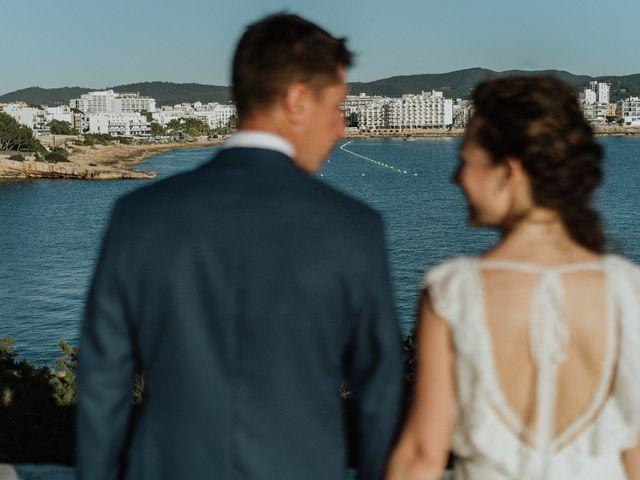 La boda de Nico y Clara en Sant Antoni De Portmany, Islas Baleares 5