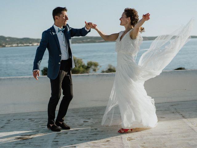 La boda de Clara y Nico