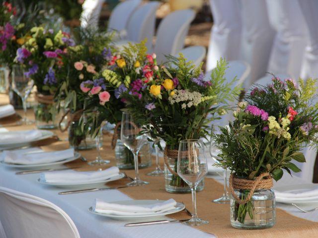 La boda de Nico y Clara en Sant Antoni De Portmany, Islas Baleares 1