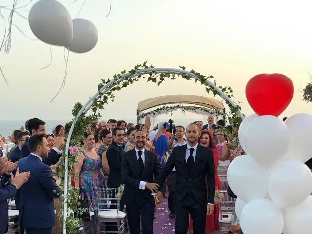La boda de Norbert y Làzaro