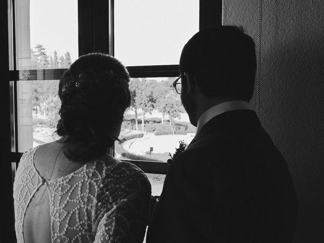 La boda de Pablo y Almudena en Salamanca, Salamanca 7