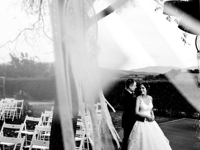 La boda de David y Izaskun en Quejana, Álava 3