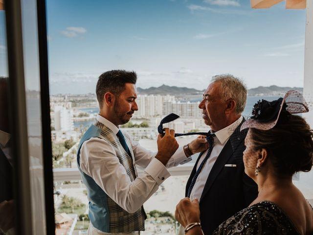 La boda de Sergio y Carmen en La Manga Del Mar Menor, Murcia 6