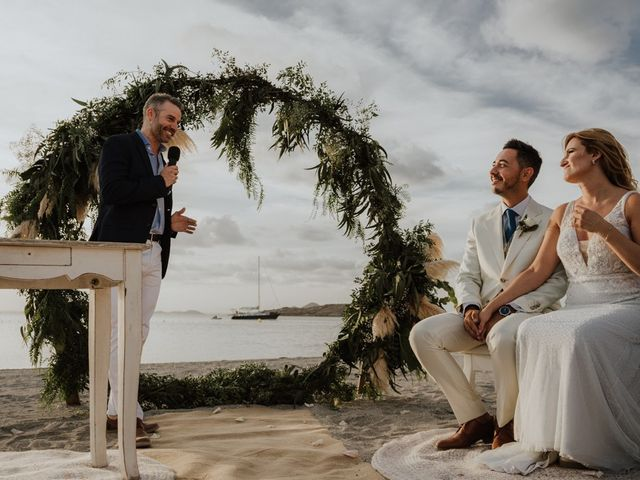 La boda de Sergio y Carmen en La Manga Del Mar Menor, Murcia 13