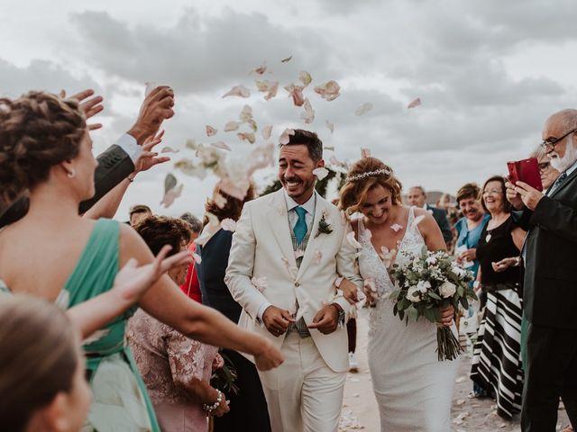 La boda de Sergio y Carmen en La Manga Del Mar Menor, Murcia 15