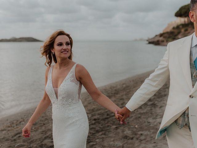 La boda de Sergio y Carmen en La Manga Del Mar Menor, Murcia 17