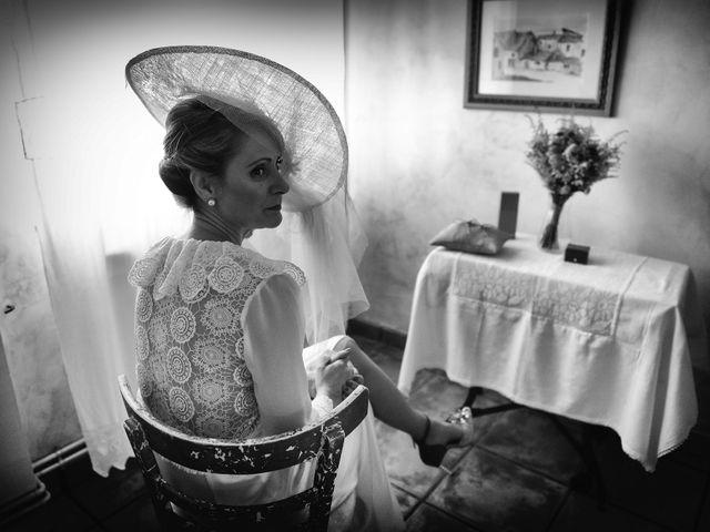 La boda de M. Fe y David en Arroyomolinos De La Vera, Cáceres 4