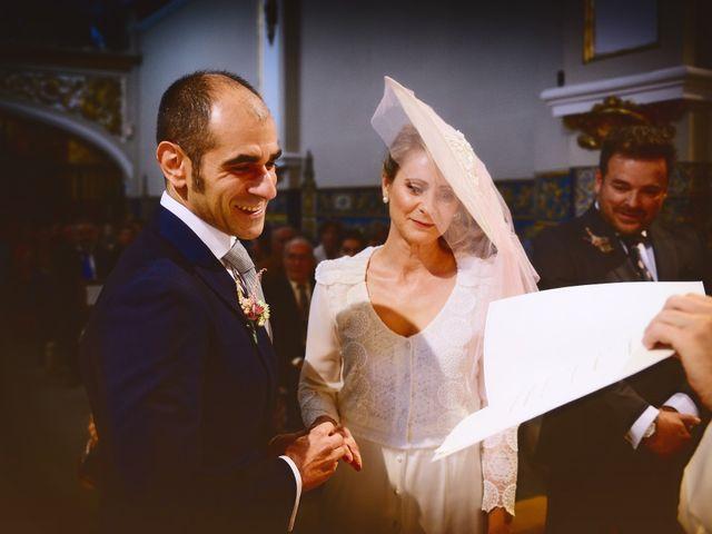 La boda de M. Fe y David en Arroyomolinos De La Vera, Cáceres 11