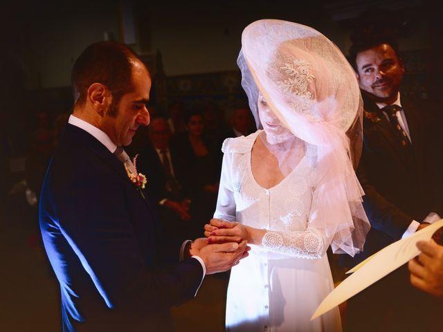 La boda de M. Fe y David en Arroyomolinos De La Vera, Cáceres 12