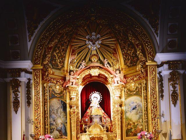 La boda de M. Fe y David en Arroyomolinos De La Vera, Cáceres 13