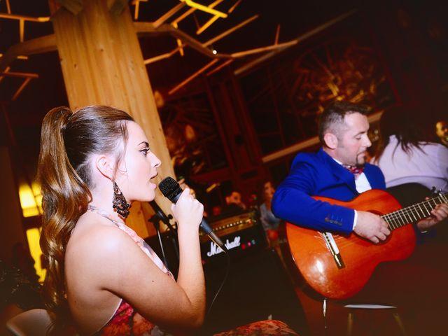 La boda de M. Fe y David en Arroyomolinos De La Vera, Cáceres 25