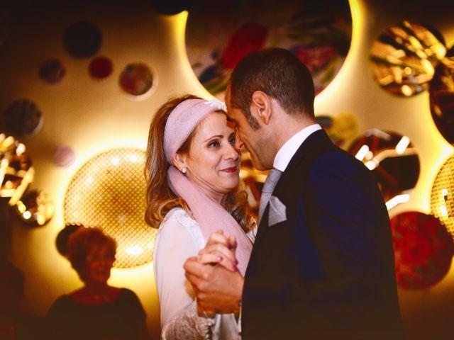La boda de M. Fe y David en Arroyomolinos De La Vera, Cáceres 31