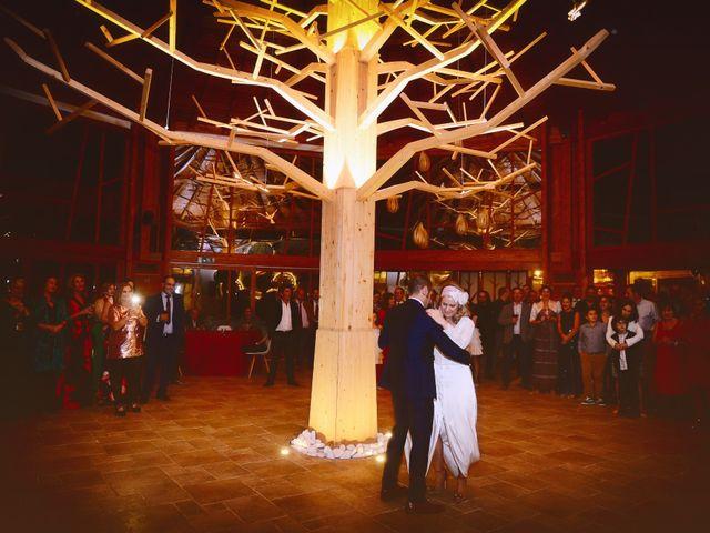 La boda de M. Fe y David en Arroyomolinos De La Vera, Cáceres 32