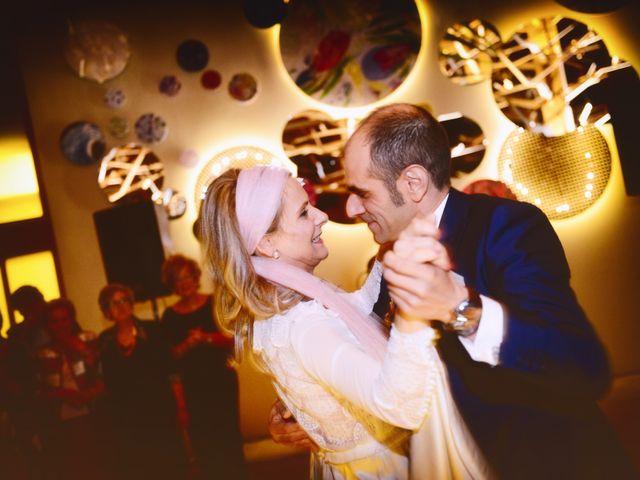 La boda de M. Fe y David en Arroyomolinos De La Vera, Cáceres 33