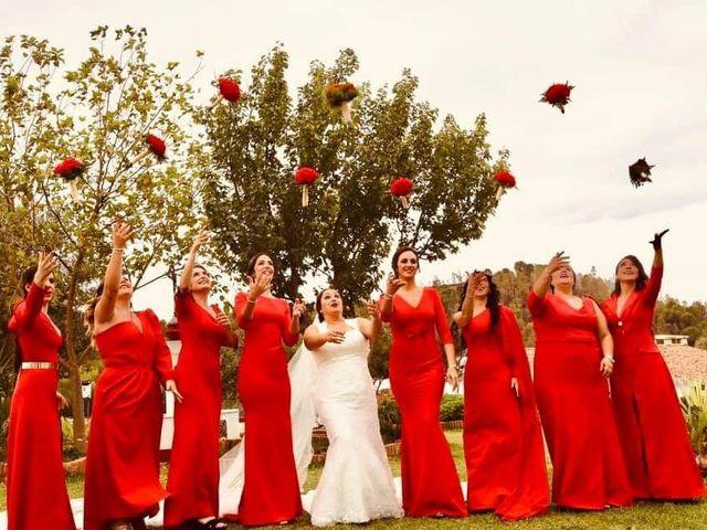 La boda de Raúl  y Rocío  en Calañas, Huelva 2