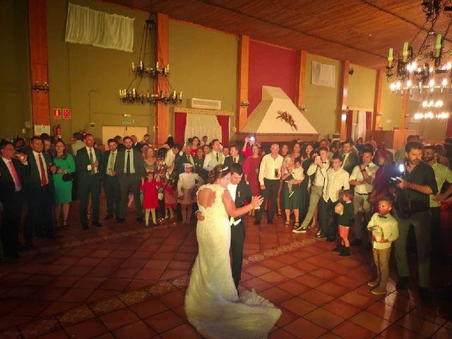 La boda de Raúl  y Rocío  en Calañas, Huelva 3