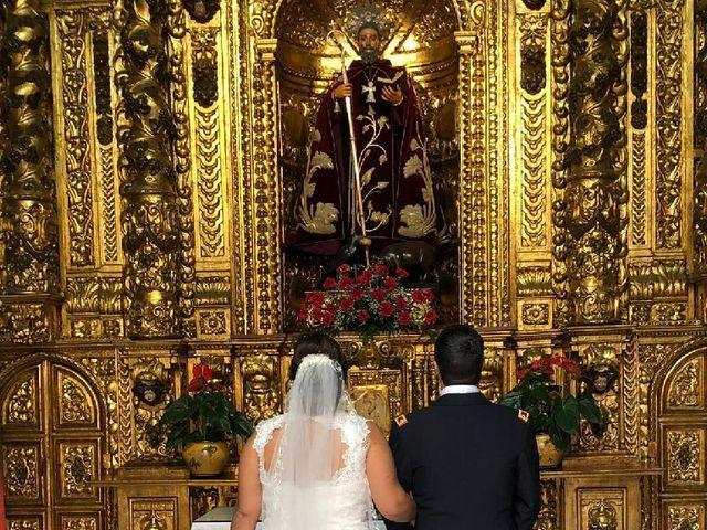 La boda de Raúl  y Rocío  en Calañas, Huelva 5