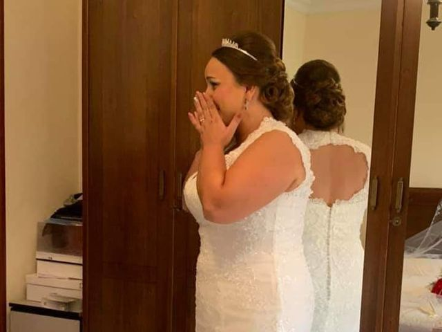 La boda de Raúl  y Rocío  en Calañas, Huelva 6