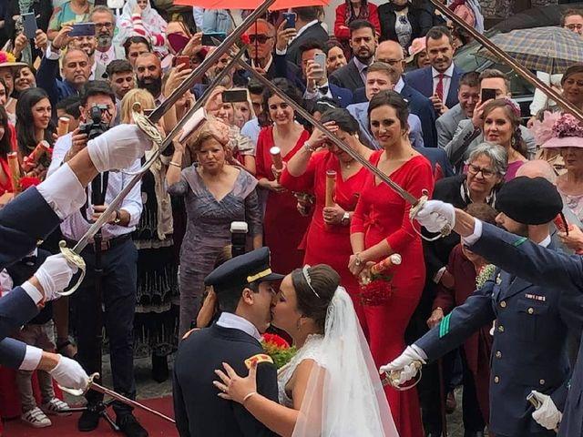 La boda de Raúl  y Rocío  en Calañas, Huelva 7